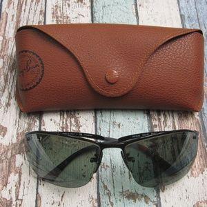 Ray Ban RB3542 CHROMANC 002/5L Sunglasses/OLM147